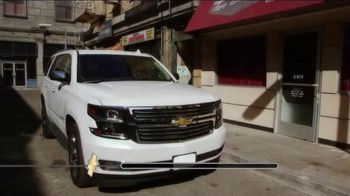 Chevrolet TV Spot, 'CBS Los Angeles: Inside Chevy: 2016 Tahoe' - Thumbnail 10