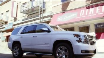 Chevrolet TV Spot, 'CBS Los Angeles: Inside Chevy: 2016 Tahoe' - Thumbnail 2