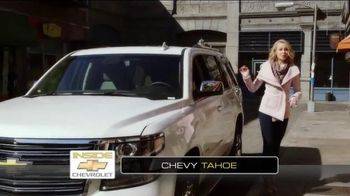 Chevrolet TV Spot, 'CBS Los Angeles: Inside Chevy: 2016 Tahoe' - Thumbnail 3