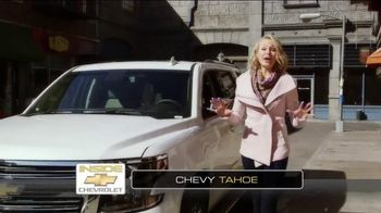 Chevrolet TV Spot, 'CBS Los Angeles: Inside Chevy: 2016 Tahoe' - Thumbnail 4