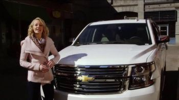 Chevrolet TV Spot, 'CBS Los Angeles: Inside Chevy: 2016 Tahoe' - Thumbnail 9