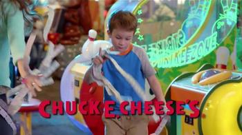 Chuck E. Cheese's TV Spot, 'Ticket Dance' - Thumbnail 1