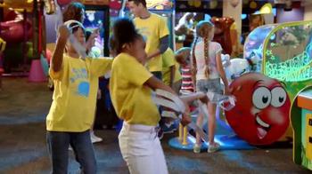 Chuck E. Cheese's TV Spot, 'Ticket Dance' - Thumbnail 4