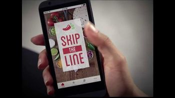 Chili's App TV Spot, 'Lunch Hour' Song by Lynyrd Skynyrd