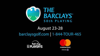 50th Playing of The Barclays TV Spot, 'Back to the Black' Feat. Jason Day - Thumbnail 6