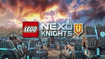 LEGO Nexo Knights TV Spot, 'Complete Your Mission' - Thumbnail 1