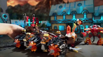 LEGO Nexo Knights TV Spot, 'Complete Your Mission' - Thumbnail 3