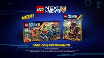 LEGO Nexo Knights TV Spot, 'Complete Your Mission' - Thumbnail 5