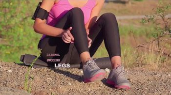 Copper Fit Energy Socks TV Spot, 'Observable Difference'