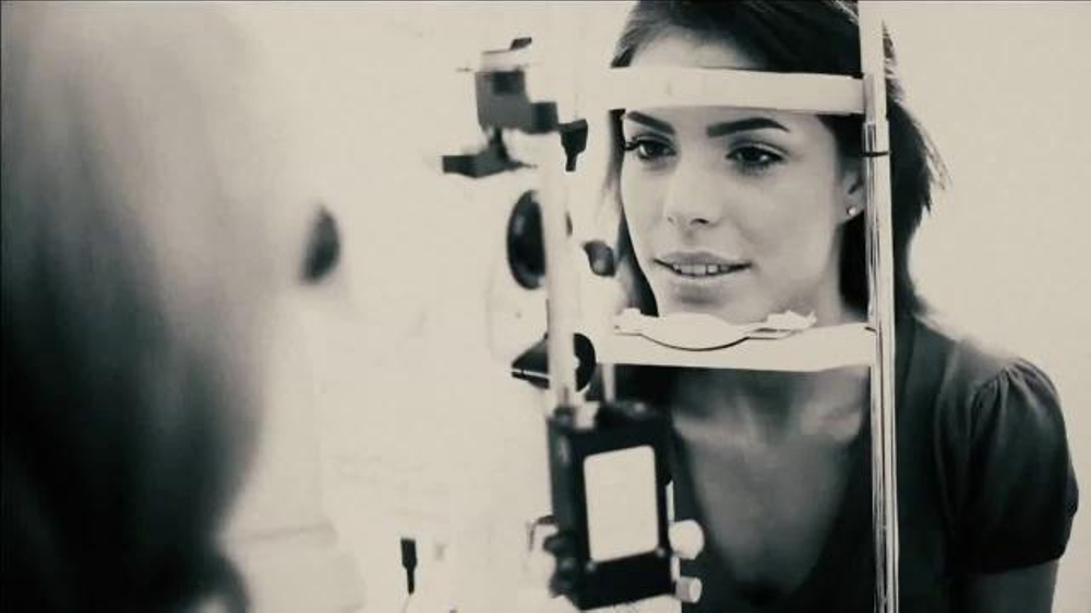 e81542c5e2 LensCrafters Clarifye TV Commercial