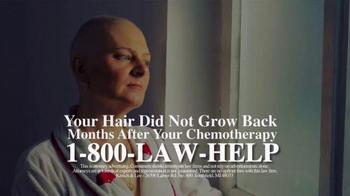 Kresch & Lee TV Spot, 'Breast Cancer Survivors: Taxotere'