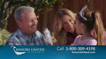 Seniors United Insurance TV Spot, 'Personal Agent'