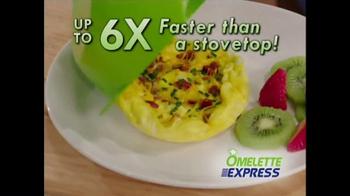 Omelette Express TV Spot, 'A Revolution' - Thumbnail 4