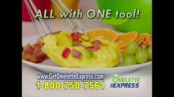 Omelette Express TV Spot, 'A Revolution' - Thumbnail 8