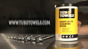 Tub O'Towels TV Spot, 'Clean Up Under the Hood' Featuring Dave Kindig - Thumbnail 10