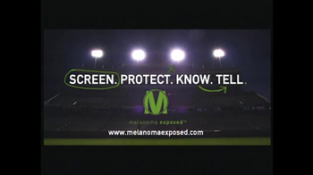 Melanoma Exposed TV Spot, 'Stadium' Featuring Bill Cowher - Thumbnail 8