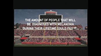 Melanoma Exposed TV Spot, 'Stadium' Featuring Bill Cowher - Thumbnail 2