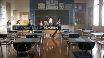 National University TV Spot, 'Get a Degree in Keeping More Kids in School' - Thumbnail 6