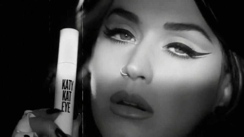 f1bd6c54549 CoverGirl Katy Kat Eye Mascara TV Commercial, 'Noir' Featuring Katy Perry -  iSpot.tv