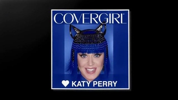 CoverGirl Katy Kat Eye Mascara TV Spot, 'Noir' Featuring Katy Perry - Thumbnail 2