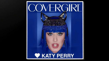 CoverGirl Katy Kat Eye Mascara TV Spot, 'Noir' Featuring Katy Perry - Thumbnail 3