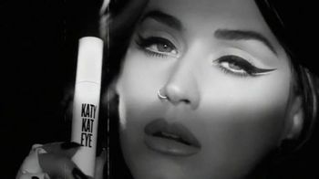 CoverGirl Katy Kat Eye Mascara TV Spot, 'Noir' Featuring Katy Perry