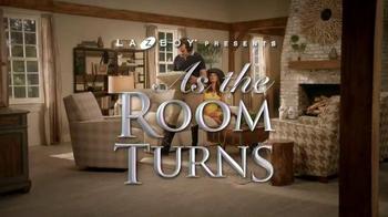 La-Z-Boy TV Spot, 'As the Room Turns: Sofa' Featuring Brooke Shields - Thumbnail 1