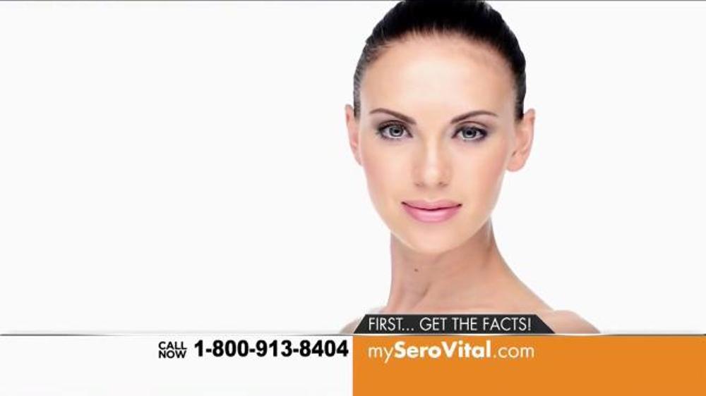 SeroVital-HGH TV Commercial, 'Irresistible'