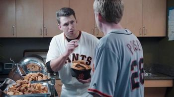 Esurance TV Spot, 'Chicken Strips' Featuring Buster Posey - 260 commercial airings