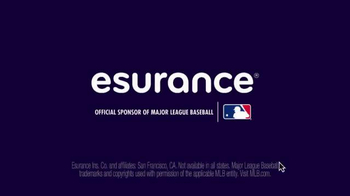 Esurance TV Spot, 'Chicken Strips' Featuring Buster Posey - Thumbnail 8