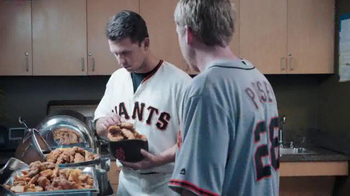 Esurance TV Spot, 'Chicken Strips' Featuring Buster Posey - Thumbnail 3