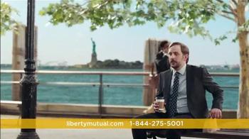 Liberty Mutual TV Spot, 'Ten Gallons of Coffee' - Thumbnail 3