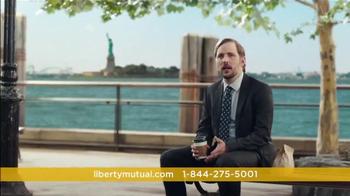 Liberty Mutual TV Spot, 'Ten Gallons of Coffee' - Thumbnail 4