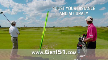 iS1 Impact Slot Trainer TV Spot, 'Sweet Spot' Featuring Michael Breed - Thumbnail 9