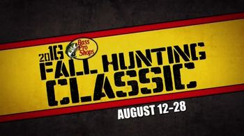 Bass Pro Shops Summer Madness Sale TV Spot, 'Shirts and 2016 Fall Hunting' - 242 commercial airings