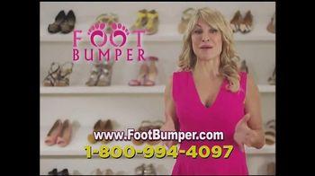 Foot Bumper TV Spot, 'It Stops the Sliding' Featuring Taylor Baldwin
