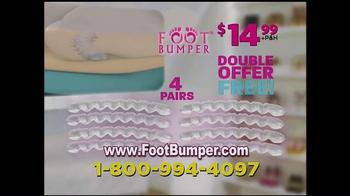 Foot Bumper TV Spot, 'It Stops the Sliding' Featuring Taylor Baldwin - Thumbnail 10