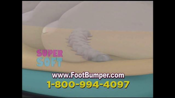 Foot Bumper TV Spot, 'It Stops the Sliding' Featuring Taylor Baldwin - Thumbnail 5