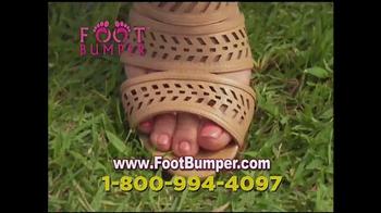 Foot Bumper TV Spot, 'It Stops the Sliding' Featuring Taylor Baldwin - Thumbnail 6