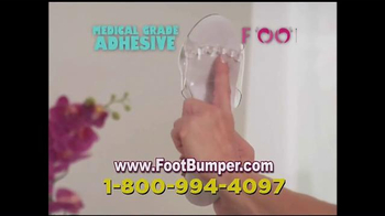 Foot Bumper TV Spot, 'It Stops the Sliding' Featuring Taylor Baldwin - Thumbnail 7