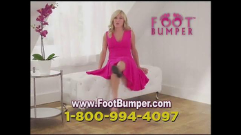 Foot Bumper TV Spot, 'It Stops the Sliding' Featuring Taylor Baldwin - Thumbnail 8