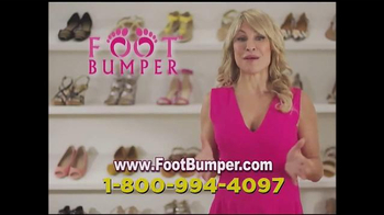 Foot Bumper TV Spot, 'It Stops the Sliding' Featuring Taylor Baldwin