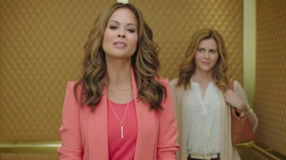 SKECHERS D'Lites TV Commercial, 'Big Fan' Featuring Brooke Burke-Charvet