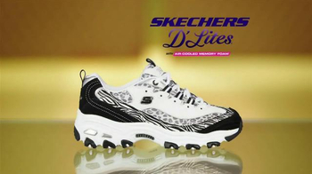 SKECHERS D'Lites TV Spot, 'Big Fan' Featuring Brooke Burke-Charvet - Thumbnail 10