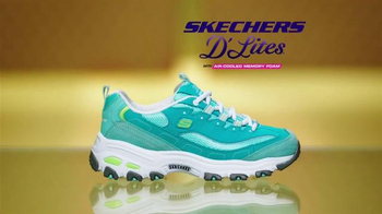 SKECHERS D'Lites TV Spot, 'Big Fan' Featuring Brooke Burke-Charvet - Thumbnail 9