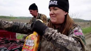 Wildlife Research Center Scent Killer Gold TV Spot, 'Once in a Lifetime'