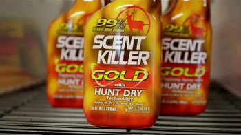 Wildlife Research Center Scent Killer Gold TV Spot, 'Once in a Lifetime' - Thumbnail 2