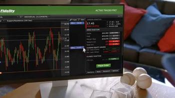 Fidelity Investments Active Trader Pro TV Spot, 'Starter' - Thumbnail 1