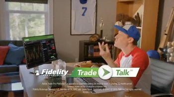 Fidelity Investments Active Trader Pro TV Spot, 'Starter' - Thumbnail 3
