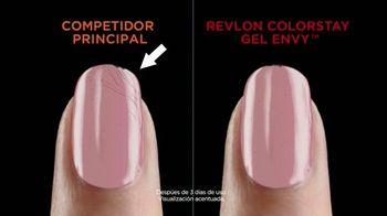 Revlon ColorStay Gel Envy TV Spot, 'El reto' [Spanish]